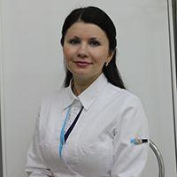 Черникова Елена Валерьевна
