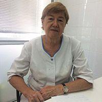Михайлова Елена Исхаковна