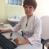 Григорьева Ольга Петровна