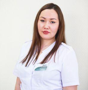 Сусликова Анна Юрьевна