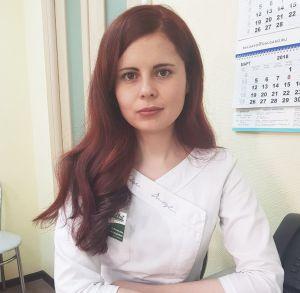 Дубинецкая Инна Александровна