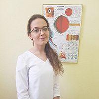 Логачева Мария Сергеевна