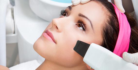 chistka lica v Habarovske klinika mirit